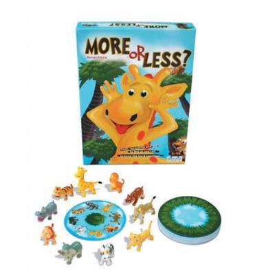 사라진 동물 메모리게임 (5세 이상, 2~6인, 기억력)