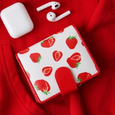 포포팬시 과일 반지갑2