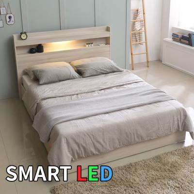 스마트 LED 침대 퀸 KC170Q