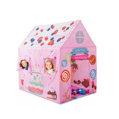 맥킨더 생일파티 핑크 플레이하우스