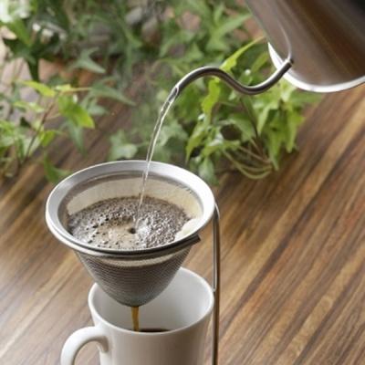 18-10 스텐 차, 커피, 드립 스탠드