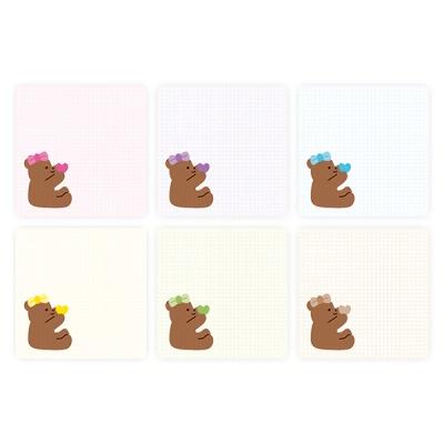 리본 곰 (6종)