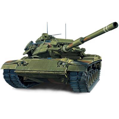 HOBBY MODEL KITS 미해병대 M60A1 장갑전차 탱크