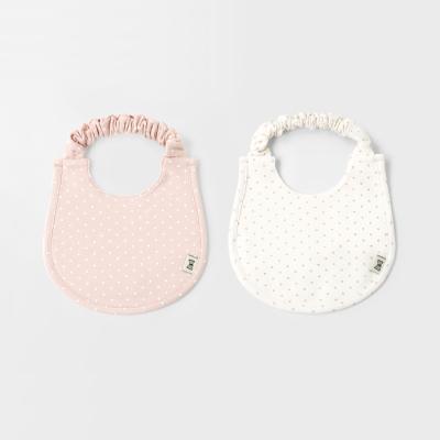 [메르베] 도로시 아기턱받이/침받이_사계절용(2Color)