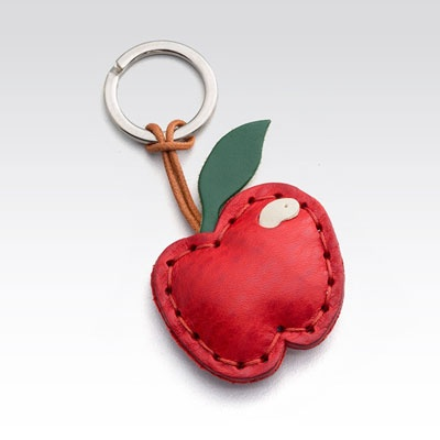 [FABRIANO] 사과 키홀더