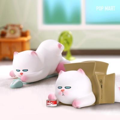 [팝마트코리아정품공식판매처] 비비캣-뒹굴뒹굴_박스