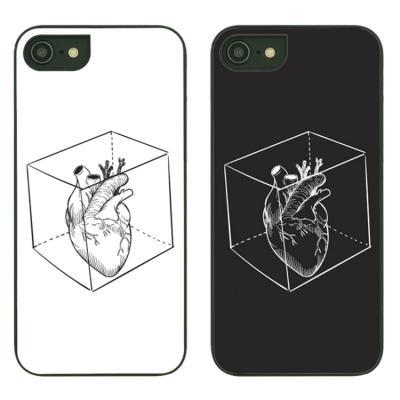 아이폰X케이스 HEARTBOX 스타일케이스