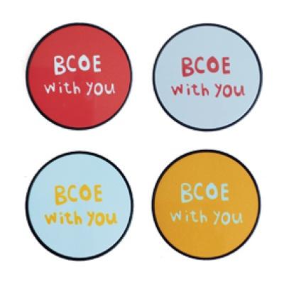 BCOE WITH YOU 스마트톡 유기견 유기묘 후원 그립톡