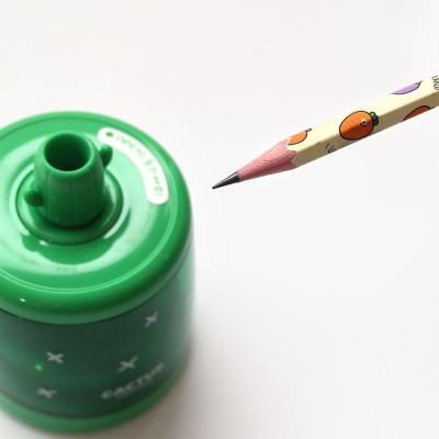 핑크풋 15000선인장전동연필깎이