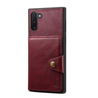 갤럭시노트9 N960 가죽 카드지갑 범퍼 휴대폰 케이스