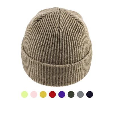 [디꾸보]골지 숏비니 남녀공용 모자 ET746