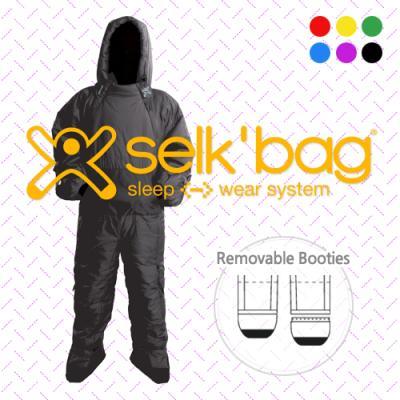 [Selkbag] 옷처럼 입고 활동할 수 있는 침낭 셀크백 5G 오리지널 (SBOR5)