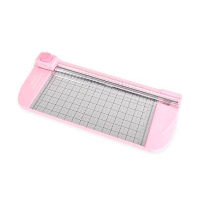 현대오피스 트리머재단기 trimmer-007(핑크)/3종칼날
