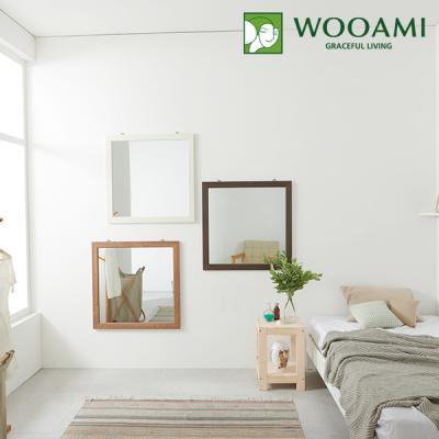 [우아미] 다노 정사각 800 벽걸이 거울