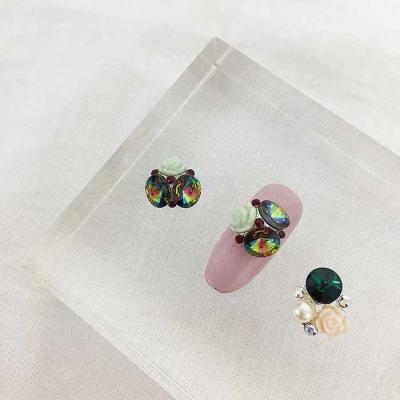 Woman bonita nail parts 스왈플라워 1개 2color