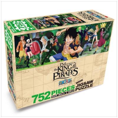 [학산문화사] 원피스 직소퍼즐 752pcs: 정글탐험
