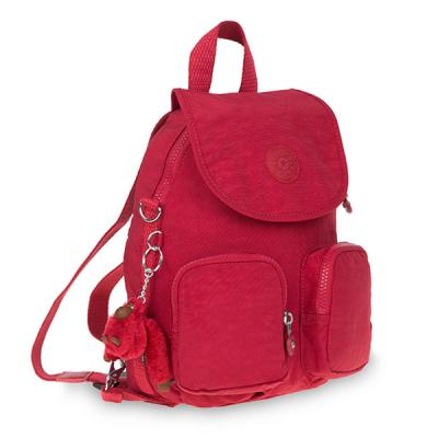 [키플링]FIREFLY UP Small backpack Radiant Red C