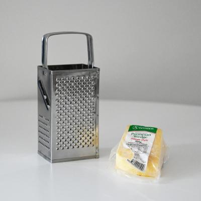 스텐 4면 치즈 그레이터 강판
