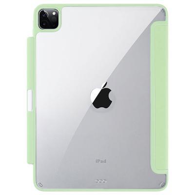 T069 아이패드5 9.7 클리어 컬러 젤리 태블릿 케이스