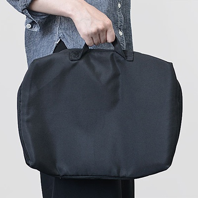 ROUND CARRYING BAG/캐리백 (3color)