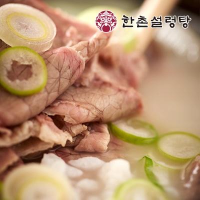 [한촌] 설렁탕집 설렁탕 500g