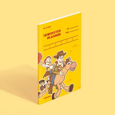 [디즈니] 모트모트 텐미닛 플래너 31DAYS - 우디