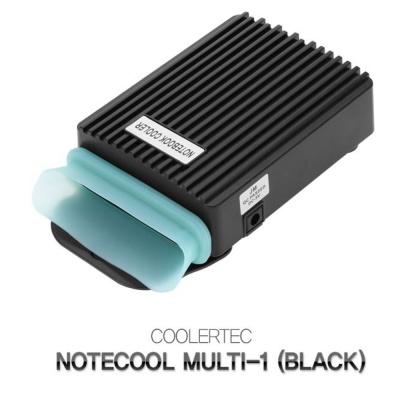 랩탑List 쿨러텍 NOTECOOL MULTI-1 블랙 휴대용쿨러