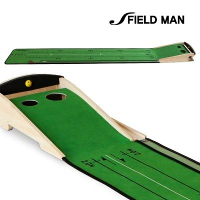 필드만 골프 퍼팅연습기(자동리턴,무소음)+사은품증정