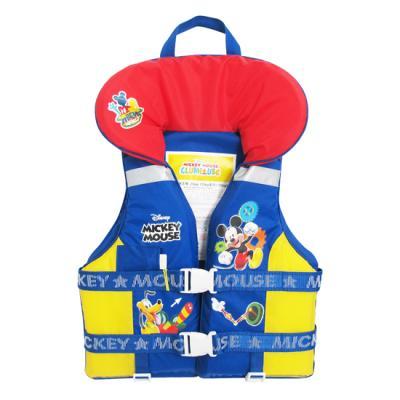 [무료배송][위니코니]디즈니 미키마우스 부력보조복 25kg