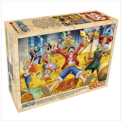 원피스 직소퍼즐 150pcs: 보물더미(인터넷전용상품)