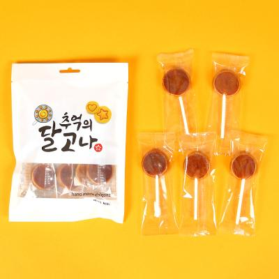 추억의 달고나 스틱 5개입 (55g) x 15봉