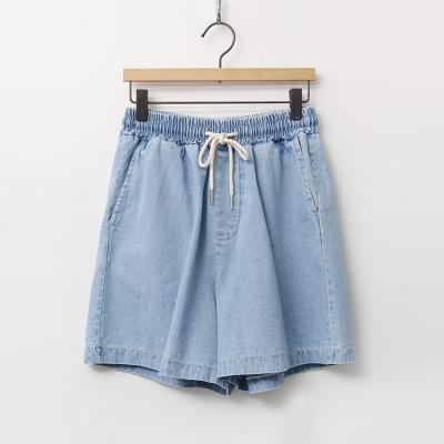 Olga Denim Shorts