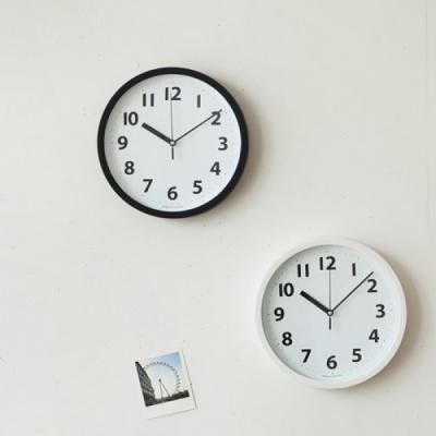 [DDUDDU] NEW 250파이 라운드 저소음 벽시계
