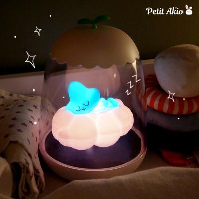 쁘띠아키오 LED 조명 - 구름(Star Fish Sleeping)