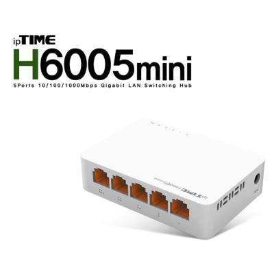 (아이피타임) ipTIME H6005mini 스위칭허브