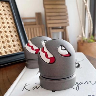 에어팟프로 1 2세대 포트리스 실리콘케이스 철스티커