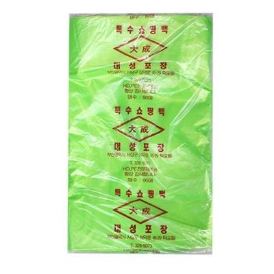 샤인빈 생활리빙 쇼핑백 포장지(90매)