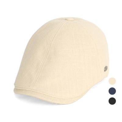 [디꾸보]코튼 솔리드 헌팅캡 똑딱이 조절 모자 JAN358