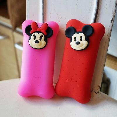 버블 본파워 6700 디즈니 보조배터리 미키&미니