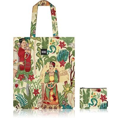 프리다 칼로 플랫 토트백 & 파우치 (Frida Kahlo)