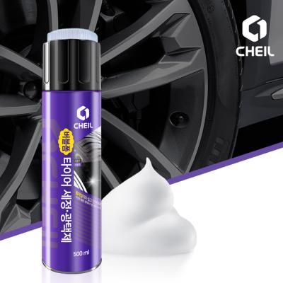 제일 버블폼 타이어 세정광택제 500ml