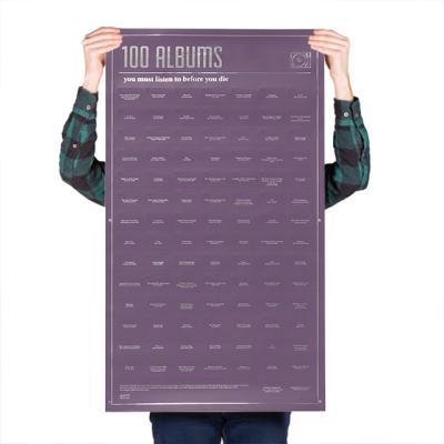 [도이] 죽기전에 꼭 들어봐야할 음악 100 포스터