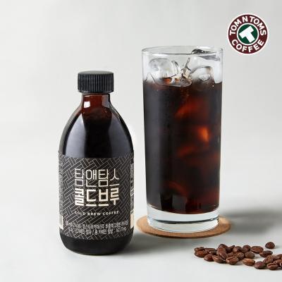 탐앤탐스 콜드브루 커피 300ml