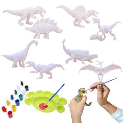 토이코 공룡 색칠놀이