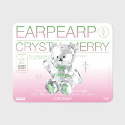 CRYSTAL MERRY-PINK(마우스패드)