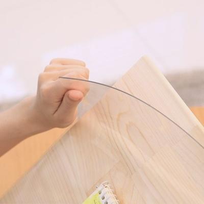 데스크매트 60x37cm 고무패드 유리대용 책상보호매트