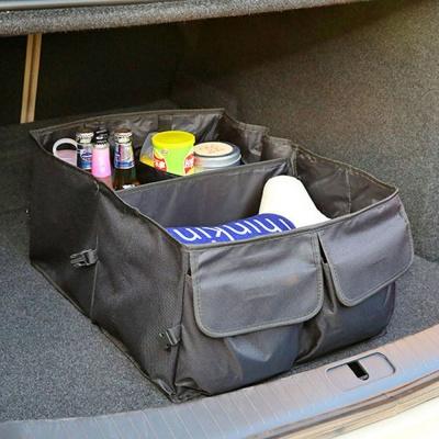 차량 트렁크 정리함 자동차 세차 툴백 가방 수납함