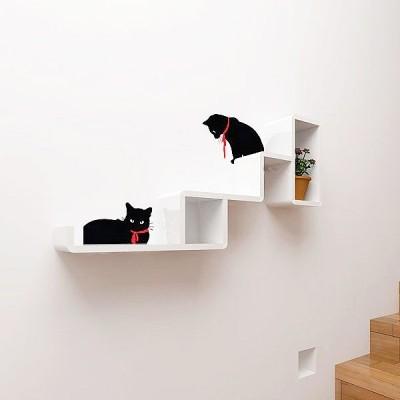 미니큐빅스 선반 cat tower
