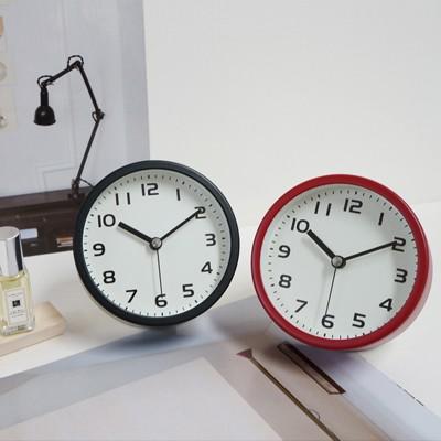 [시우아트] 카일 무소음 탁상 알람시계