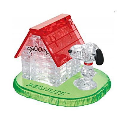 3D입체퍼즐 스누피하우스 CP90227